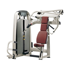 Design de moda hot <span class=keywords><strong>item</strong></span> corpo ajuste incline chest press machine comercial pec fly