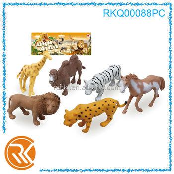 Plastic Wild Animal Toys Jungle Animal Zoo Animal Toy Buy Wild