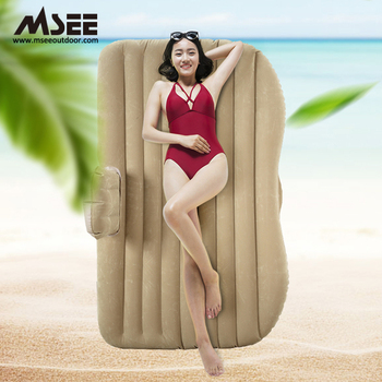 Inflatable Car Bed Air Mattress Air Car Bed Mattress