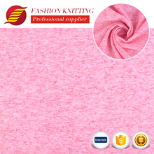 New arrival fancy cloth made polyester plain weave prime knit linen jersey fabric