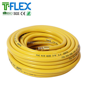 factory direct sale High Pressure Rubber Flexible Compressor Air Hose