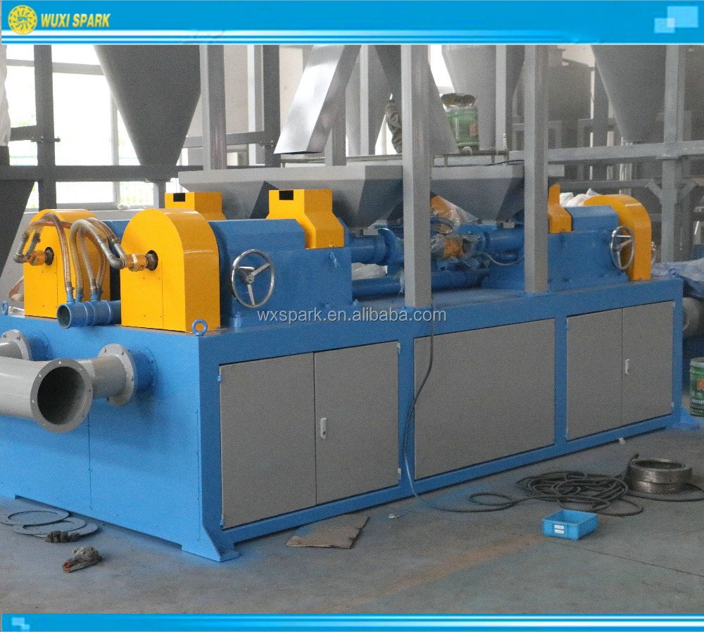 Waste Tire Recycling Rubber Powder Machine For Making Crumb Rubber ...
