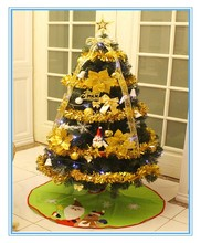 2016 singing and dancing musical Christmas tree for Santa indoor decoration