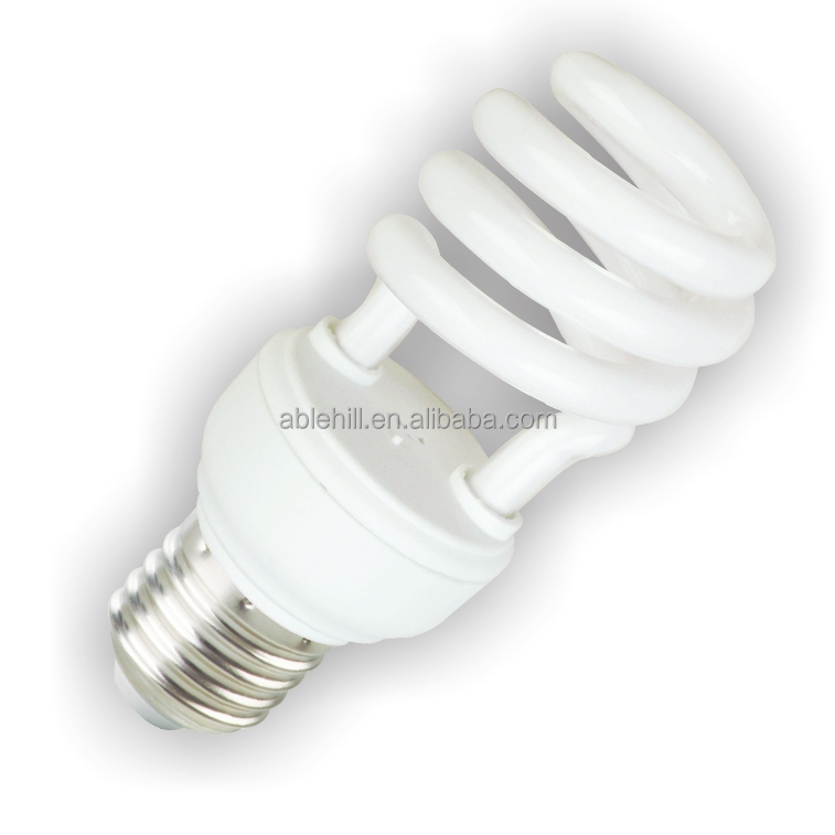 CFL Half Spiral 20W 65W 85W 105W Energy Saving Lamp with SASO certificate