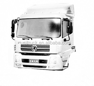 Truck cabin/DongFeng truck cabin assy, truck cabinet complete shell/