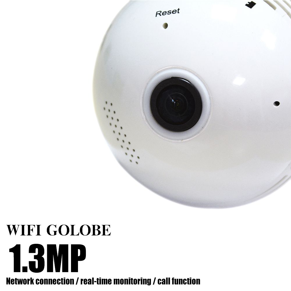 Outdoor Remote Bluetooth 360 Degree Light Bulb Wifi Ip
