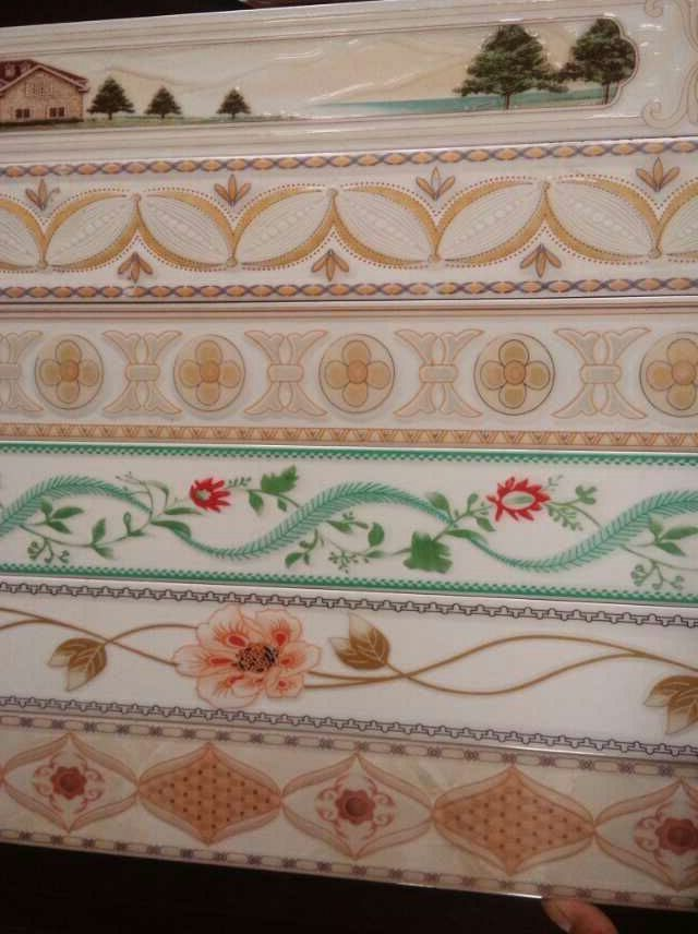 2016 Decorative Ceramic Tile Borders Buy 2016 Waist Border Tile Decorative Ceramic Tile