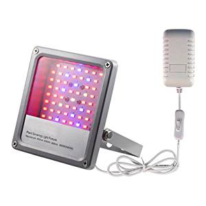 ACKE LED Grow Lights Full Spectrum,Plant Lights,Growing lamps 12W for Indoor plants,Hydropoincs