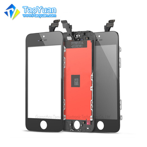 Replacement parts for apple ipod touch 5th gen,for iphone 5 lcd panel screen