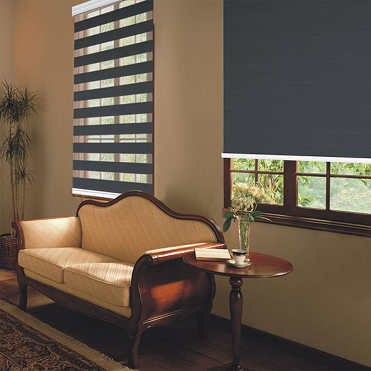 Dual Day And Night Roller Blinds Fabric Suppliers Manufacturers At Alibaba