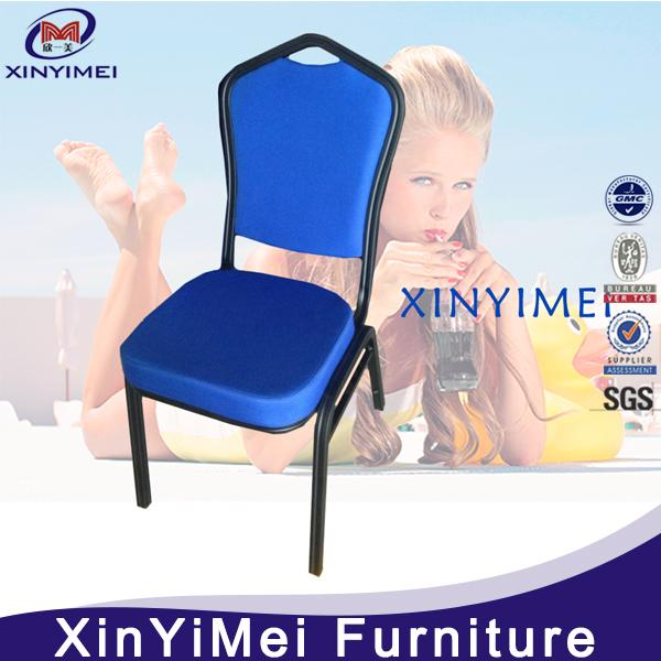 Factory price upholstered lobby aluminum chair