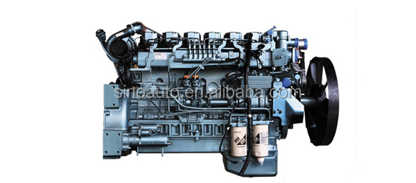 Sinotruk howo Truck parts Engine WD615 for sale