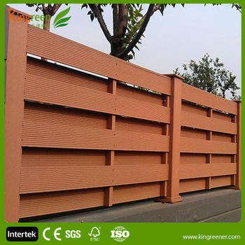 wood fence panels. Wpc Cheap Composite Wooden Fence Panels For Modern Exterior Wall Screen Wood D