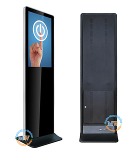 32 Inch Floor Stand Tv Infrared Ir Capacitive Touchscreen Lcd Touch Screen Monitor Display