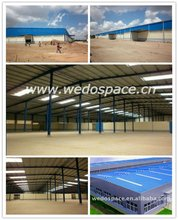 low cost steel structure warehouse in india