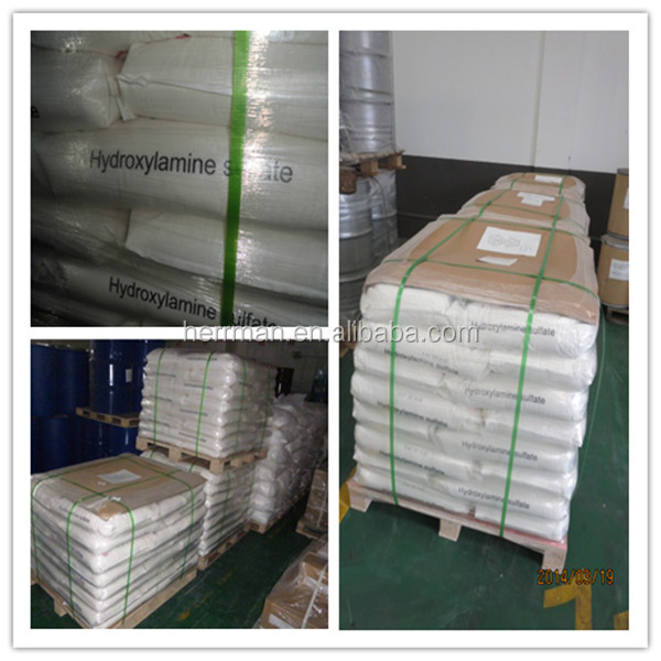 manufacturer hot selling high grade Hydroxylamine Sulfate