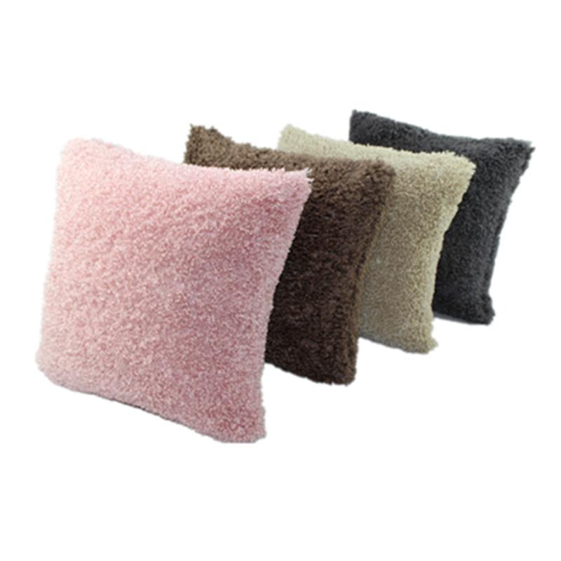 achetez en gros coussin de fourrure couvre en ligne des grossistes coussin de fourrure couvre. Black Bedroom Furniture Sets. Home Design Ideas