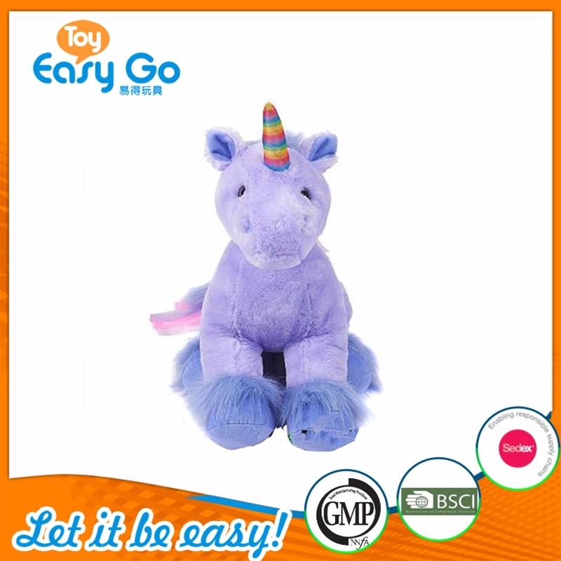 Toys R Us Sitting Plush 18 Inch Rainbow Unicorn Buy Rainbow