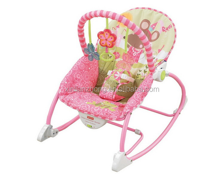 Hot Selling Infant to Toddler Rocker Multifunctional baby rocking chair