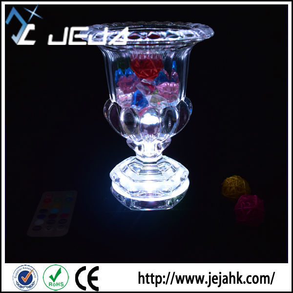 4 Inch Remote Controlled Golf Trophy Led Light Base/led Mood Light ...
