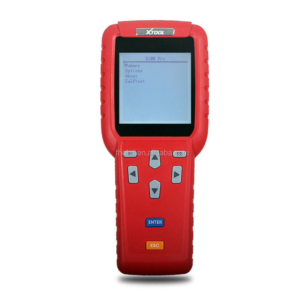 Best Quality X100 Pro Auto Key Programmer X 100 Pro Original Version X100+ Updated Version X-100 Pro ECU &Immobilizer Programmer