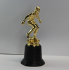 Wholesale Plastic Football Trophy Cup /Plastic trophy awards cup football