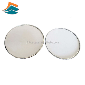 pet coated paper to make foil container lids cover