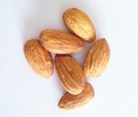Almond kernel nuts good taste raw sliced almond