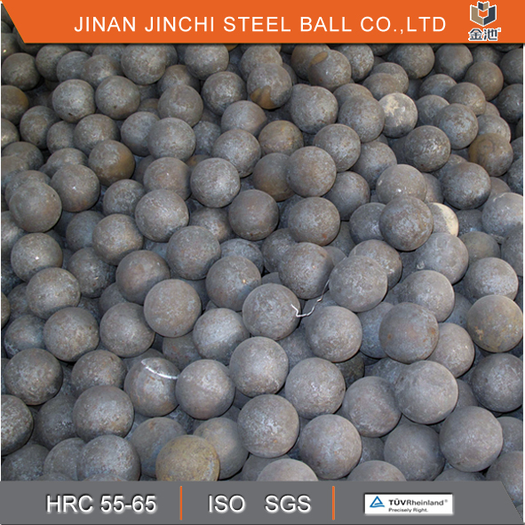 New material grinding steel ball