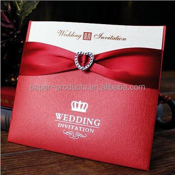 Chinese wedding invitation card buy chinese wedding invitation chinese wedding invitation card stopboris Choice Image