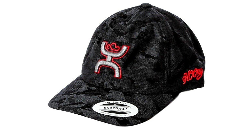 Buy HOOey Chris Kyle Memorial Black 7 Grey Camo Cap in Cheap Price