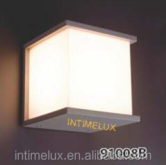 91008b-led Waterproof Exterior Cubic Led Wall Light Fitting
