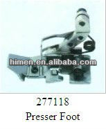 sewing machine parts presser foot 277118