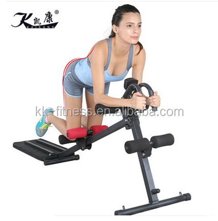 Kaikang Sit Up Bench Dobrável AB Abdominal Crunch Exercise Board