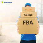 Guangdong Shenzhen Amazon FBA shipping agent from China to USA