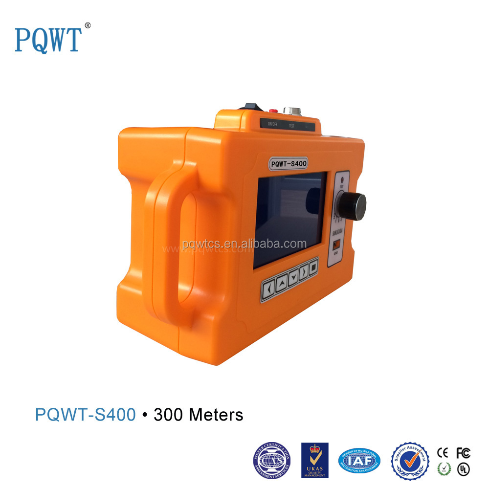 PQWT Professional High Accuracy Geological Ground Water Detection