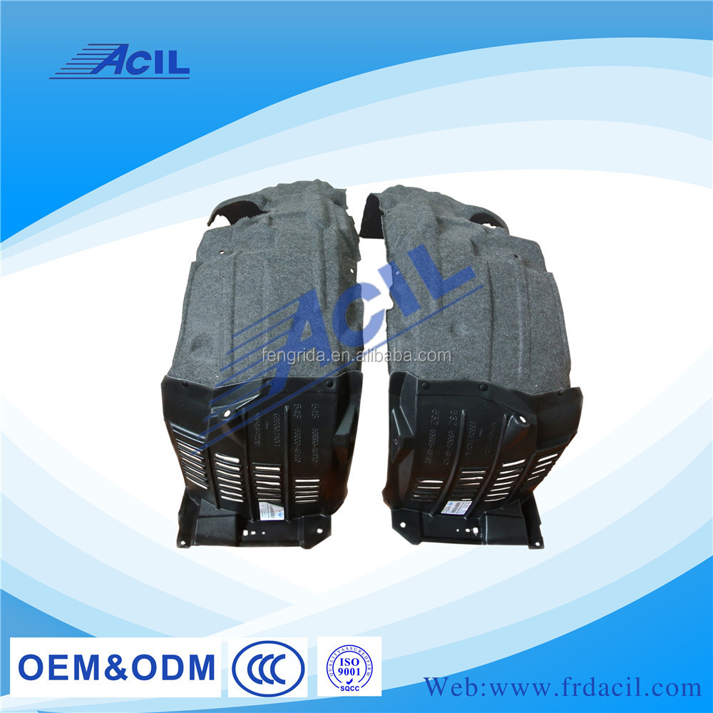 FRD-TY-049A High quality best price linner inner fender for lexus rx200t lexus rx300 accessories 2017