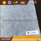 thin and light nonwoven cotton clothes fusing interlining fabric