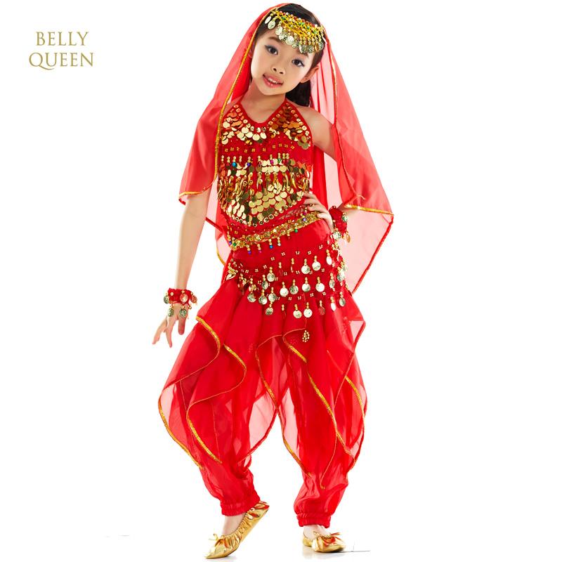 Adult belly dancer costume
