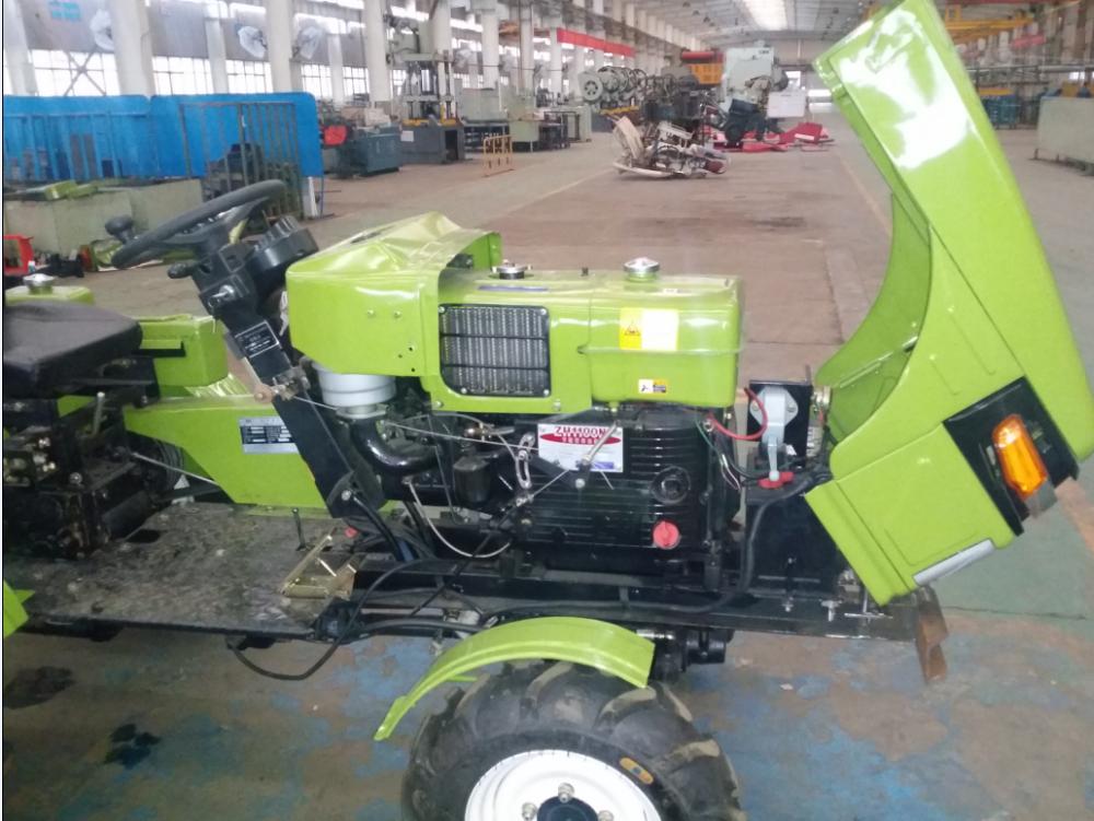 2015 China Latest Cheap15hp Small Tractor /mahindra Mini Tractor ...
