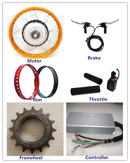 60km/h ebike kit 48v 1500w electric bicycle conversion kit ebike conversion kit