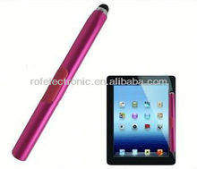 shenzhen factory capacitive stylus touching pen for iphone