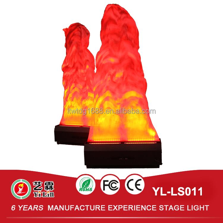 Foshan Yilin 600 W Hallowmas And Christmas Outdoor Fake Fire Silk ...