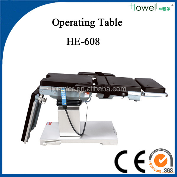 China Wholesale Market Agents electric operating table