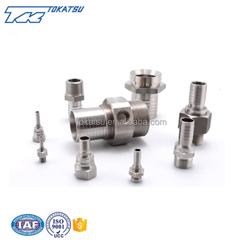 Male thread, bspt x male thread, bspt nipple 316 stainless steel pipe fitting