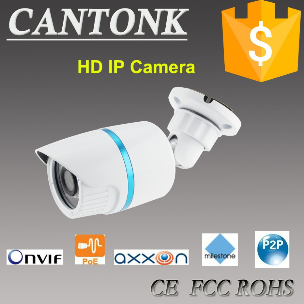 Hot Full HD Outdoor IR 20M weatherproof Onvif P2P PoE 4MP HD IP Camera