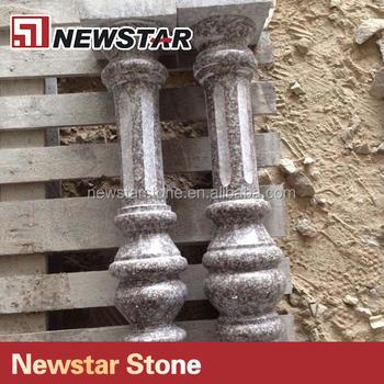 Garten Treppe Aussen Granit Gelander Baluster Buy Granit Gelander