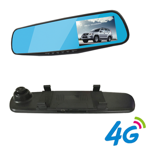 Car Mirror Camera Hidden In HD DVR Smart Rearview GPS Android Manual Vehicle Traveling Data Recorder
