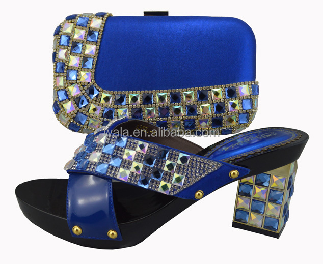 bag shoes SB722 2014 fashion and italian leather set matching wtnnFOXq86