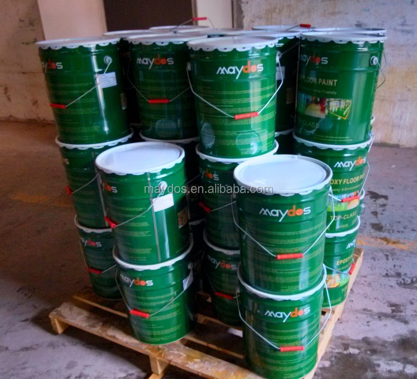 China Top 5 Paint---non-solvent Epoxy Resin Flooring Paint Colors ...